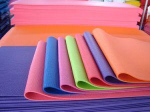 PVC Yoga Mat, PVC Yoga Mat Accessories, Professional Yoga Mat pictures & photos