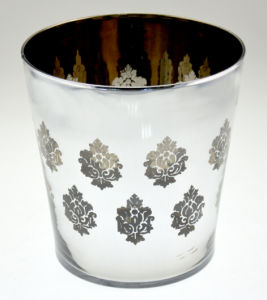 European Flower Vase with Flower Pattern pictures & photos