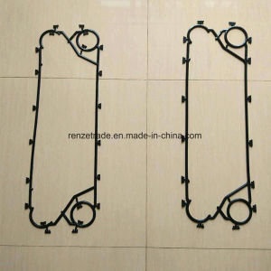 EPDM Flow Gasket for Plate Heat Exchanger Replacement for Alfa Laval Phe pictures & photos