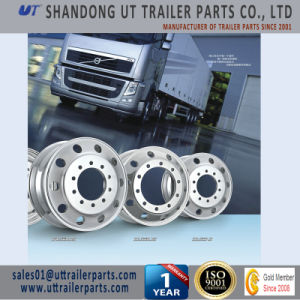17.5′′ Forged Truck Aluminum Wheel Rim European & American Type pictures & photos