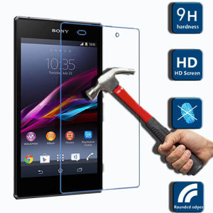 Tempered Glass Screen Guard Film Screen Protector for Sony Xperia Z1 L39h pictures & photos
