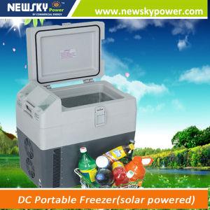 12V Portable Car Fridge Freezer pictures & photos