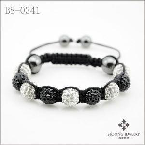 Charm Shamballa Bracelet (BS-0341)