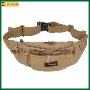Fashionable Designer Canvas Waist Bag (Tp-WB016) pictures & photos