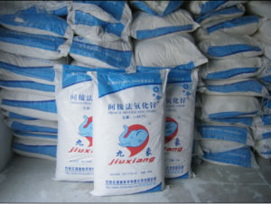 Feed Grade ZnO/Zinc Oxide 99.7 pictures & photos