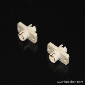 FC/PC Plastic Fiber Optic Adapter
