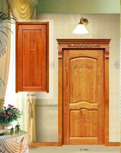 Good Design High Quality Wood Door Wooden Furniture Doors pictures & photos