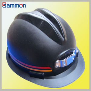 2015 Cheap Miner Helmet with Hook (SM008)