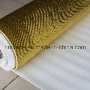 Aluminum EPE Foam Flooring Underlayment (JDBA02)