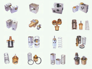 Temperature Controll for Air Compressor Thermostatic Valve pictures & photos
