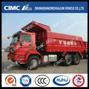 6*4 Sinotruck Ultra Heavy Duty Dump Truck for Mining Use pictures & photos