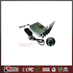 Adjustable Phone Jammer with Remote Control - 60 Meters pictures & photos