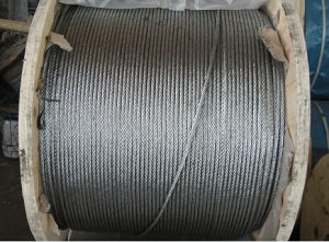 Lifting Cable 6X36 with Fibre Core and Steel Core pictures & photos