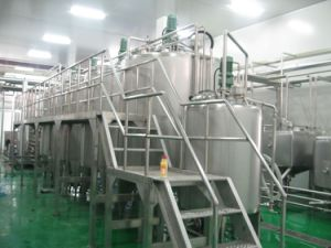 Complete Beverage Production Line (1-40TPH) pictures & photos