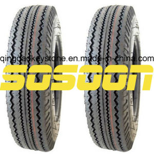 Sosoon Brand Three Wheeler Tyre 4.00-8 (Special for Nigeria Market) pictures & photos