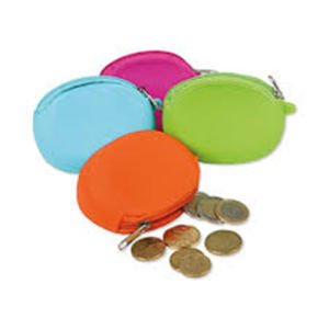 High Quality Silicone Coin Holder pictures & photos