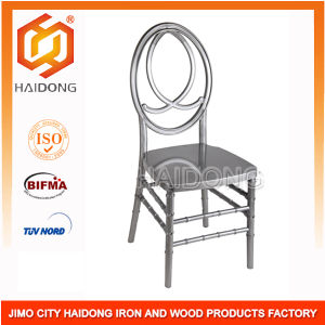 Wholesale Polycarbonate Resin Phoenix Chair in Silver Color pictures & photos
