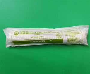 100% Biodegradable Compostable 60L Large Garbage Bag pictures & photos