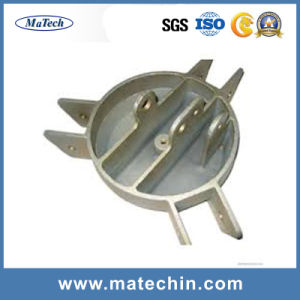 OEM Precision Zinc Die Casting Hardware Fittings Machining Parts pictures & photos