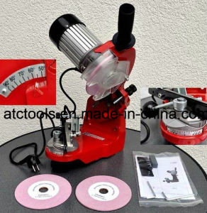 230W Bench Mounted Heavy Duty Chain Saw Sharpener Chain Grinder pictures & photos