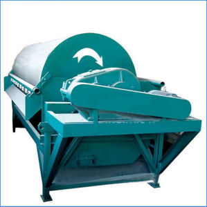 High Quality Medium Scale Wet Type Magnetic Separator From China pictures & photos