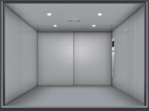 0.5m/S Smooth Running Freight Elevator for Warehouse pictures & photos
