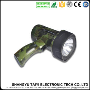 3W 200lm High Power Rechargeable LED Spotlight pictures & photos
