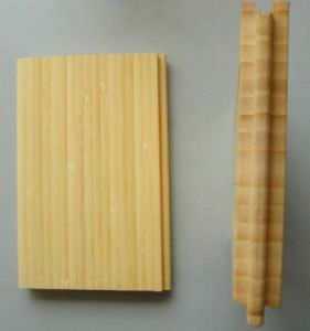 High Quality Cheap Natural Vertical Bamboo Flooring pictures & photos