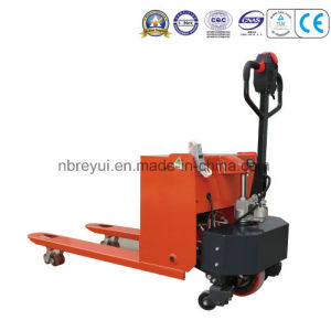 Walking Type Half Electric Truck pictures & photos