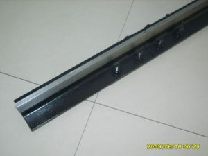 T Type Machined Elevator Guide Rail, China Manufacturer