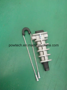 Aluminum Alloy Anchor Clamp / FTTH Fittings pictures & photos