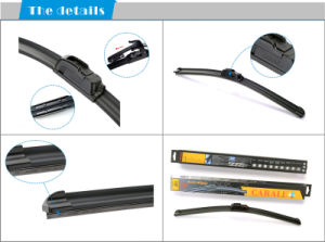 Ts16949 Certificated All Season All Weather Universal Banana Wiper Blade pictures & photos