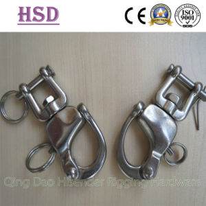 Swivel Snap Shackle with Jaw, Fixed Snap Shackle, Swivel Snap Shackle with Eye End pictures & photos