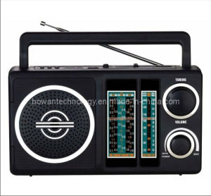 FM/TV/AM/SW1-9 12 Band Radio Receiver MP3 Player (BW-F903U)
