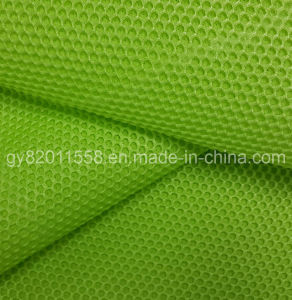 Shoes Mesh, Polyester Knitted Fabric pictures & photos