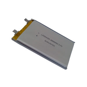 Lithium Polymer Battery Pack 3.7V 2000mAh pictures & photos