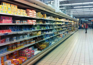 Supermarket Display Shelf for Commodity and Comestics for Retail Store pictures & photos