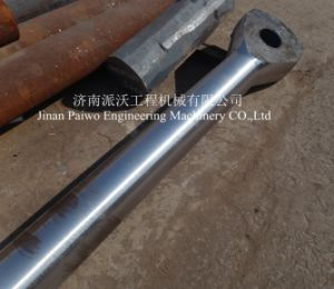 Hard Chrome Piston Rod on Hydraulic Cylinder pictures & photos
