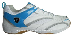 Mens Indoor Badminton Court Shoes Table Tennis Footwear (815-2275) pictures & photos