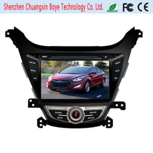 Car DVD Player for Hyundai Elantra2014 8inhyundai Elantra2014 8in