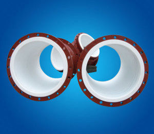 PTFE Lined Hose with ANS Flange pictures & photos