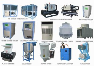 Water Cooled Chiller (SI-15W) pictures & photos