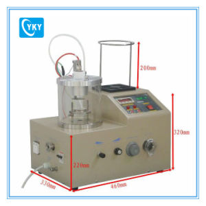 Compact DC Magnetron Sputtering Coater and Gold Target for Noble Metal Coating pictures & photos