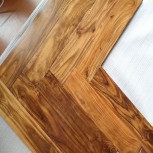 Acacia Herringbone Wood Flooring/Engineered Wood Flooring (EA-14) pictures & photos