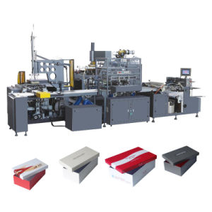 Full Automatic Paper Box Machine CE pictures & photos