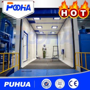 Sand Blasting Room with No Pit Sand Blasting Equipment pictures & photos