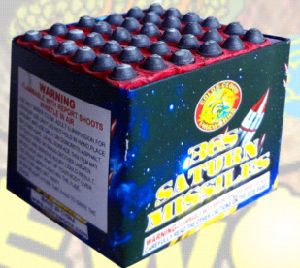 36s Saturn Missiles Toy Fireworks pictures & photos