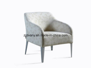 Modern Style Home Wooden Fabric Leisure Sofa (D-30) pictures & photos