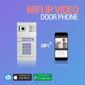 Wireless Video Doorbell with Camera pictures & photos