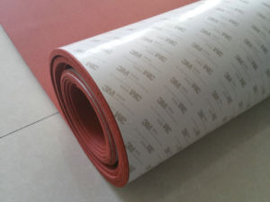 Silicone Sponge Rubber Sheet Special for Ironing Table pictures & photos